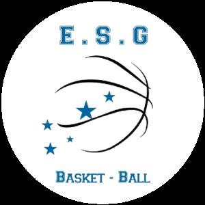 logo de l'équipe de basket de Gardonne ESG