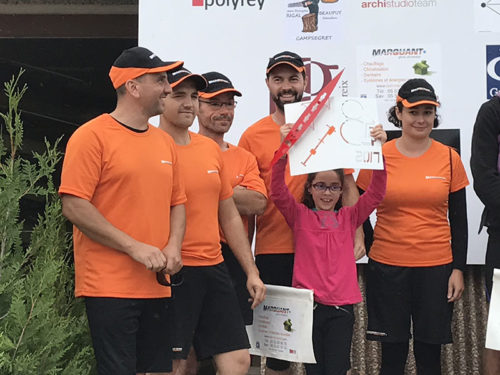 Aviron Challenge Entreprise 2017