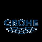 logo de l'entreprise GROHE marque utilisée pas la sarl marquant.