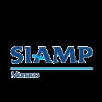 logo de l'entreprise SIAMP marque utilisée pas la sarl marquant.